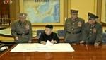 Corea del Norte: aprobó plan de ataques a bases militares de EE.UU.