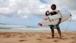Surf: Gabriel Villarán avanza en el Mundial de Argentina