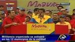 Nicolás Maduro comparó campaña de Capriles con la de Hitler [VIDEO]
