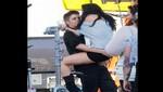 Justin Bieber acaricia parte íntima de Selena Gomez