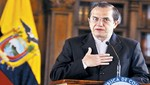 Ecuador pide que exista paz entre las dos Coreas