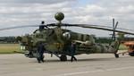Irak recibirá de Rusia 40  helicópteros de ataque Mi-28NE Cazador Nocturno