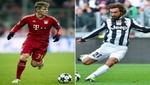 Champions League: alineaciones probables de Bayern Munich y Juventus
