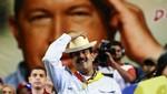 Nicolás Maduro abrió hoy su campaña presidencial desde la casa natal de Hugo Chávez