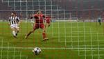 Juventus perdió 2 - 0 contra el Bayern Múnich