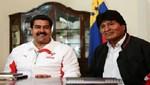 Evo Morales y Nicolás Maduro se reunirán en casa de Hugo Chávez