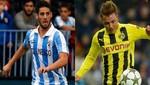 Champions League: alineaciones confirmadas de Málaga y Borussia Dortmund