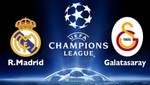Champions League: Real Madrid Vs. Galatasaray EN VIVO