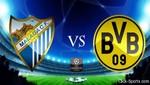 Champions League: Málaga vs Borussia Dortmund EN VIVO
