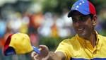 Henrique Capriles promete derrotar a Nicolás Maduro