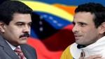 Maduro, Capriles y el país de utilería