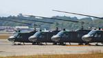 EE.UU donará a Bolivia ocho helicópteros Bell UH-1H Iroquis y dos aviones de transporte C-130 Hercules