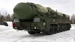 Rusia tendrá un nuevo Misil balístico intercontinental