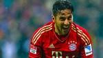 Tres clubes estarían intersadon en tener entre sus filas a Claudio Pizarro