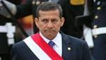 Ollanta Humala: Perú quiere caminar junto al gigante China