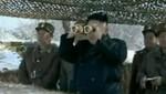 Corea del Norte: Kim Jong Un inspecciona una base militar [VIDEO]