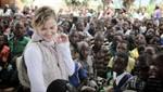 Madonna visita nuevamente Malawi