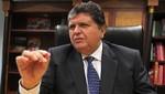 Abugattás sobre Alan García: negociar indultos para 400 narcos no es nada gratis