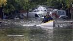 Argentina: mueren dos niñas peruanas por torrenciales lluvias