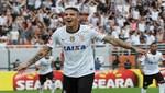 Paolo Guerrero marcó en la victoria del Corinthians [VIDEO]