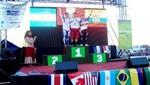 Sebastián Alfaro logró medalla de oro en Panamericano de Ciclismo de Montaña