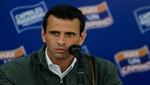 Henrique Capriles promete 'modernizar' a Venezuela