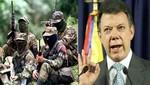 Juan Manuel Santos dispuesto a negociar con el ELN un acuerdo de paz