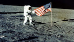 NASA informó que EE.UU no volverá a pisar la superficie lunar