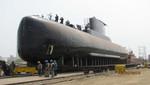 El Submarino colombiano Tayrona se encuentra en prueba