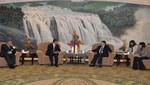 Jefe de Estado sostuvo audiencia con alcalde de Shangai