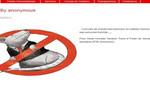 Anonymous Perú hackeó la página web del Partido Aprista