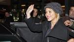 Shakira lleva a su hijo Milan al set de The Voice [FOTOS]