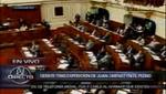 Insultos resaltaron en la plenaria de interpelación al primer ministro Juan Jiménez