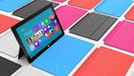 Microsoft: lanzará tablet Surface de 7 pulgadas