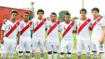 Sub 17: Perú debuta hoy en el Hexagonal final frente a Argentina
