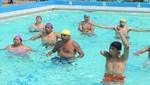 EsSalud ofrece acuaeróbicos y acuaterapia para asegurados con discapacidad