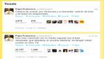 Papa Francisco envía mensajes en twitter por las elecciones en Venezuela
