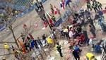 Explosiones tras Maratón de Boston dejan por lo menos dos muertos [VIDEO]