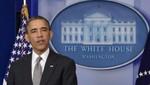 Obama: Es un ataque terrorista