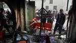 27 muertos y decenas de heridos en un atentado suicida en Bagdad