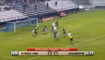 El colero San Martín volteó el partido al Alianza Lima y lo derrotó por 3 - 2