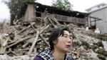 Mil ciento sesentaycinco réplicas tras el terremoto que sacudió China