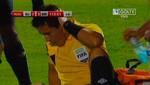 Alianza Lima ofrece disculpas al árbitro Jonny Bossio por agresión que sufrió durante encuentro contra San Martín