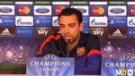 [Barcelona vs Bayern de Múnich] Xavi Hernández: No compartimos la opinión que no nos da como favoritos
