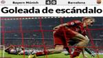 La paliza histórica propinada al Barcelona por el Bayern de Múnich: Una goleada de escándalo