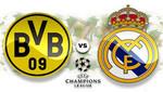 Real Madrid enfrenta al Borussia de Dortmund en semifinal de la Liga de Campeones