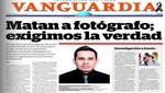 [México] Reportero gráfico del diario Vanguardia es asesinado en Coahuila