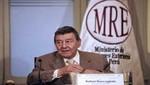 Rafael Roncagliolo: 'Si el Congreso me invita, iré con mucho gusto'