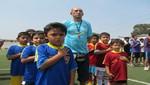 Municipalidad de Barranco inaugura talleres deportivos en Escuela Municipal de Fútbol y Vóley