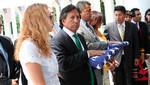 Perú Posible: Alejandro Toledo no ha optado por la nacionalidad estadounidense